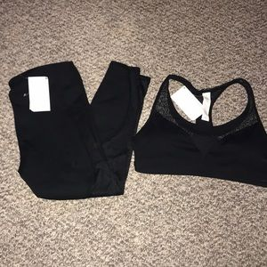 NEW Fabletics outfit with tags